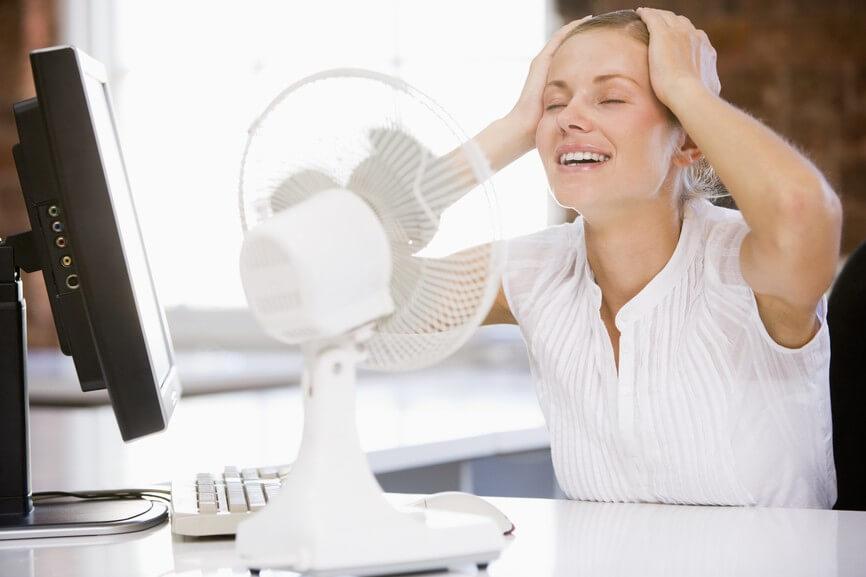 Як допомогти організму у спеку?