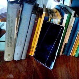 Книжки чи планшет?