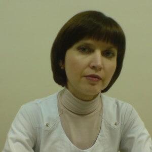 Лікар акушер-гінеколог, блогер Юлія Авксентьєва