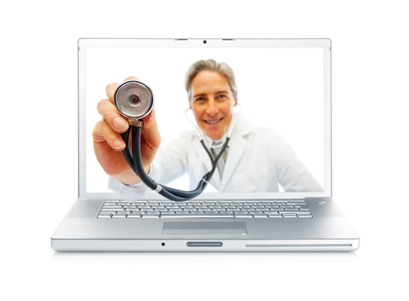 Онлайн консультування, консультація лікаря в інтернеті