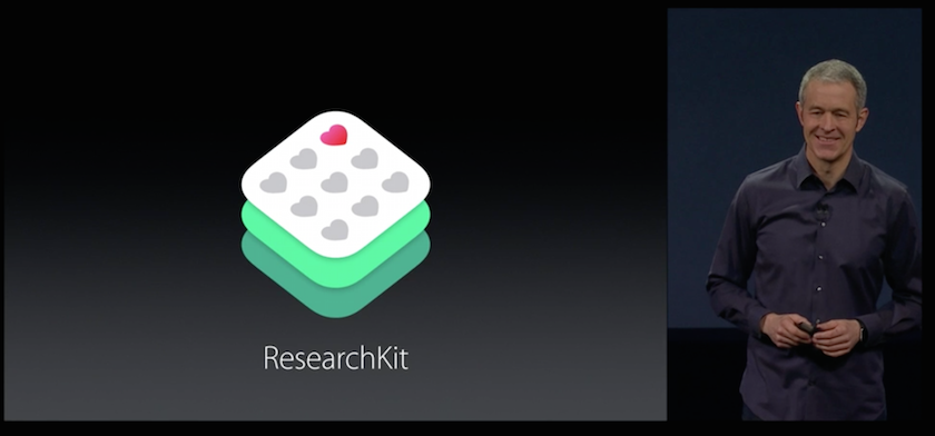 Apple анонсувала Research Kit