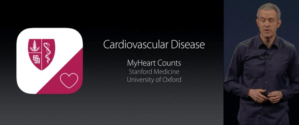 Застосунок для серцево-судинних захворювань від Стенфордського медичного університету