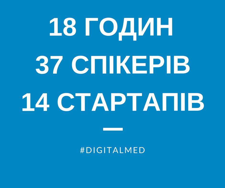 DigitalMED 2016 на виставці Охорона здоров'я